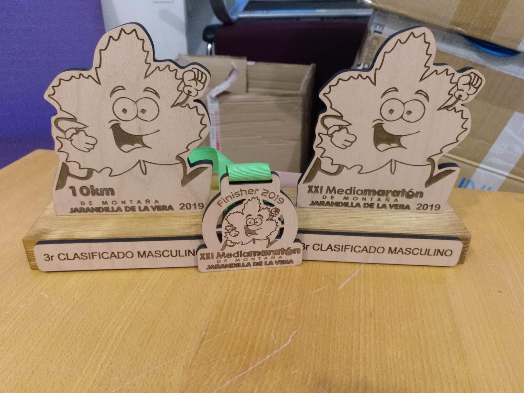 premios media maraton jarandilla